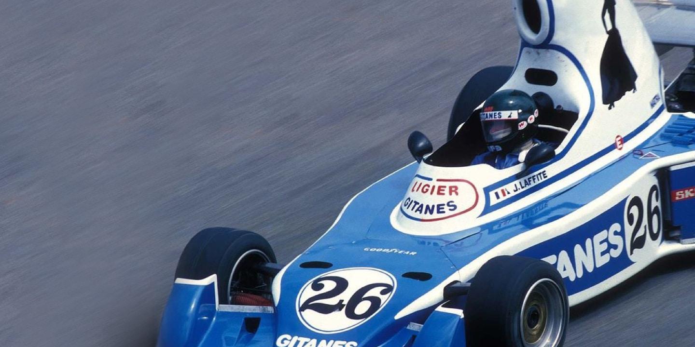 Historique formule 1 Ligier