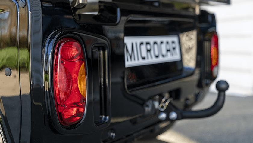 Attelage VSP Microcar