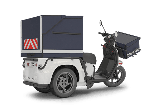 Confort scooter Ligier