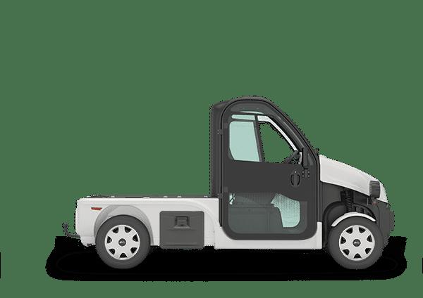 Confort utilitaire électrique sans permis