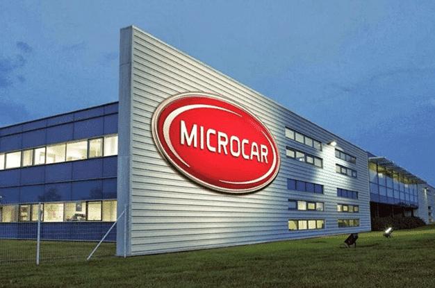 Création VSP Microcar