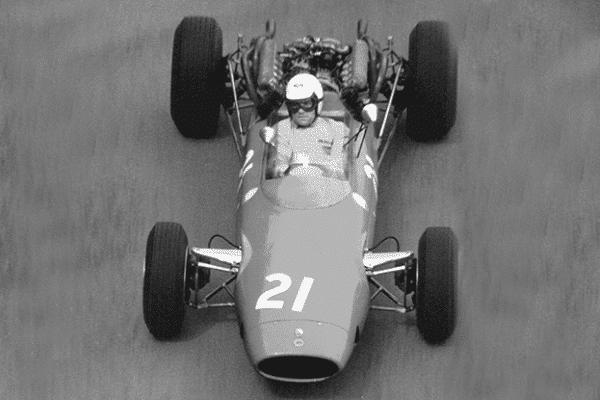 Historique Ligier F1