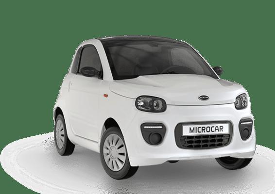 Microcar Dué Initial - voiture sans permis