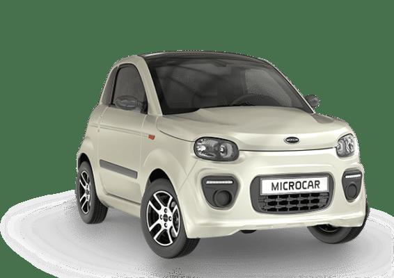 Microcar Dué Plus - voiture sans permis
