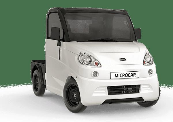 Microcar M.Cross Initial