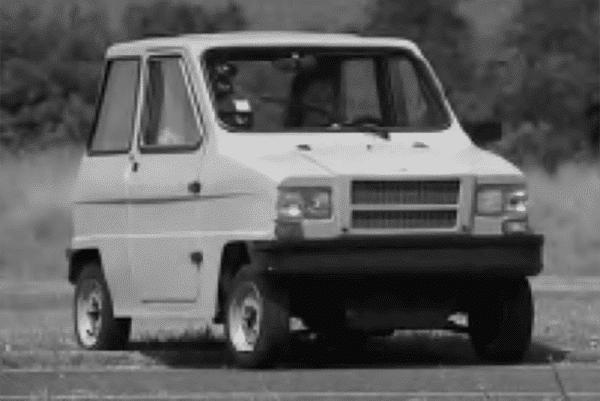 Première voiture sans permis