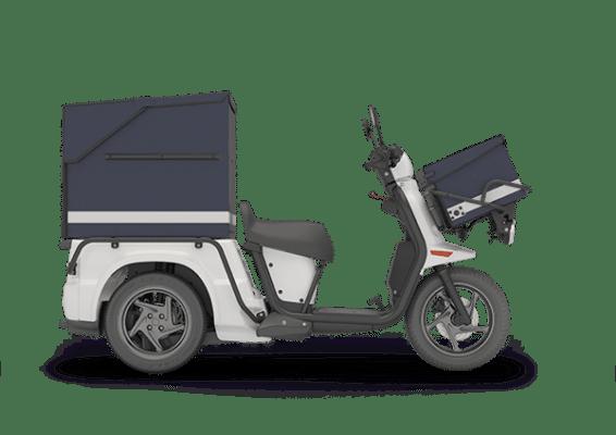 Scooter électrique Ligier - Ligier Professional