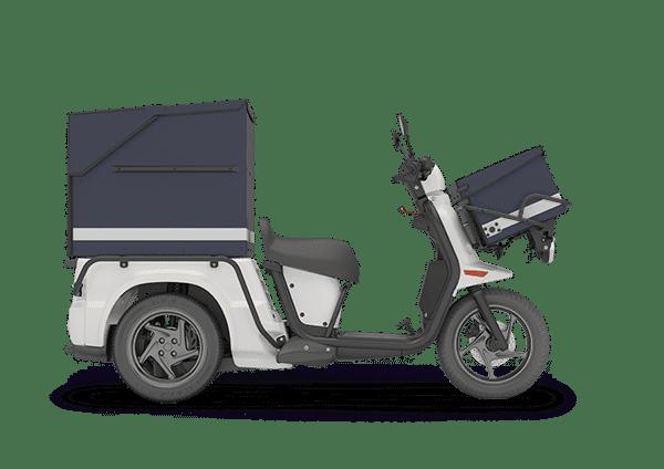 Scooter électrique Ligier