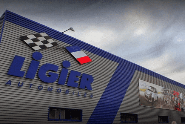 Usine Ligier Vichy