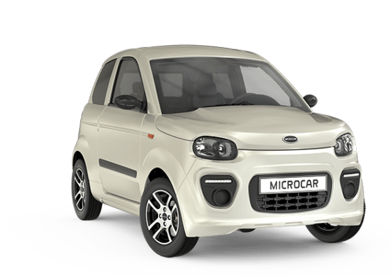VSP Microcar M.GO Plus