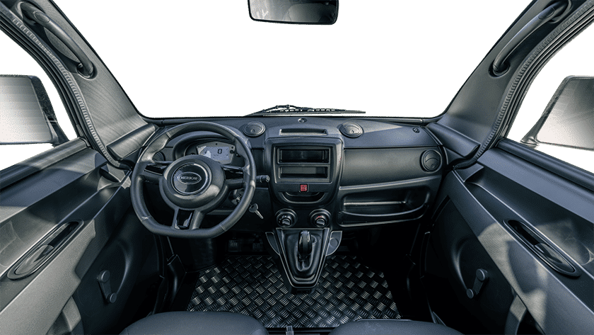 VSP grande cabine Microcar