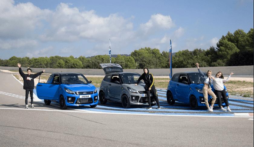 Actualité VSP Ligier