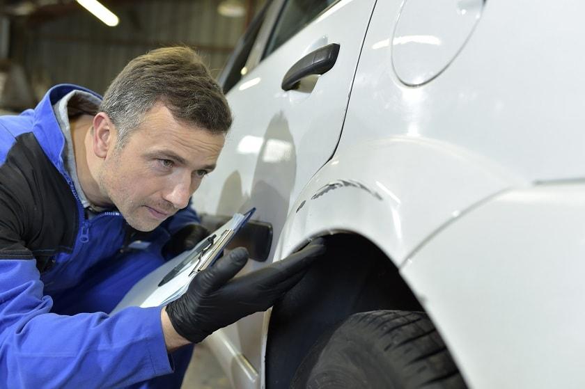 Réparation carrosserie - voitures sans permis Ligier Microcar