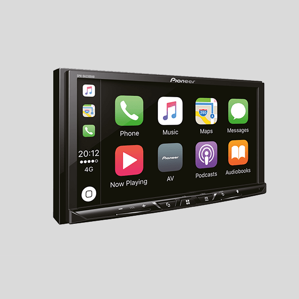 Carplay sur VSP - Ligier