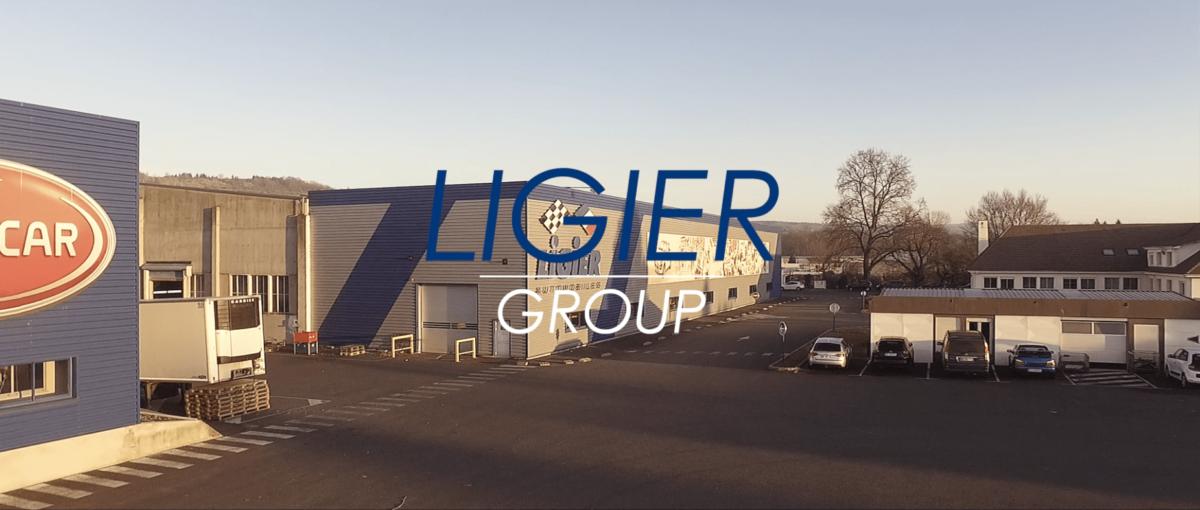 Ligier Group - usine Abrest