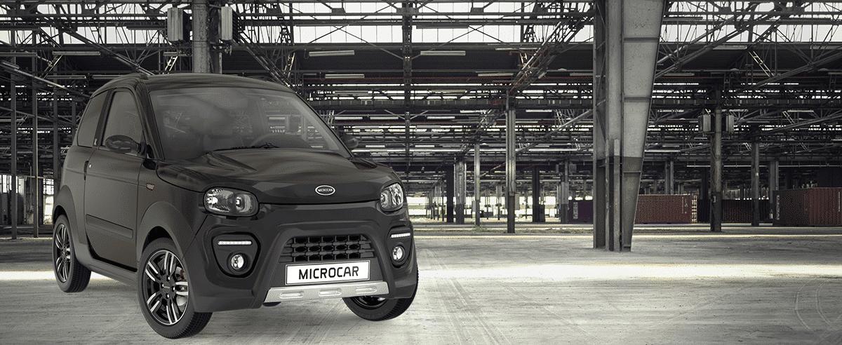 VPS noire Microcar