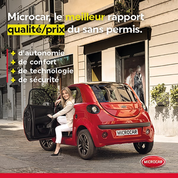 VSP qualité prix - Microcar