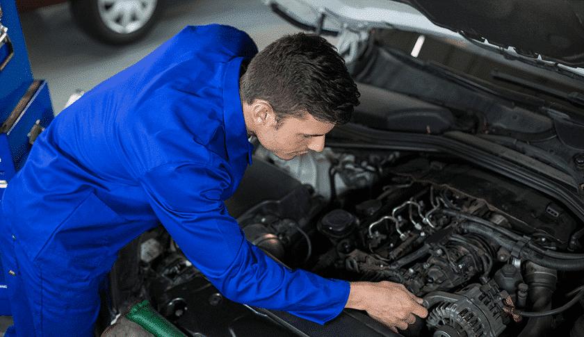 Entretien utilitaire électrique - Ligier Professional