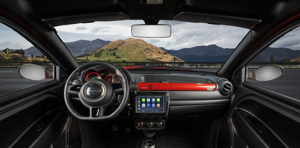 Intérieur Must - Carplay et android auto