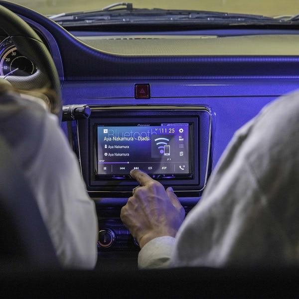 Carplay android auto