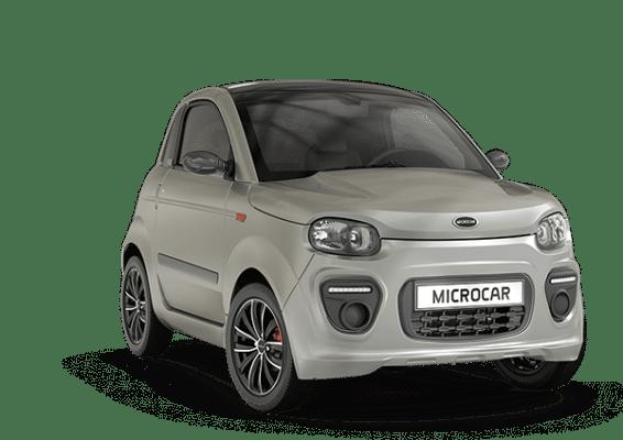 Série limitée Microcar Dué Must