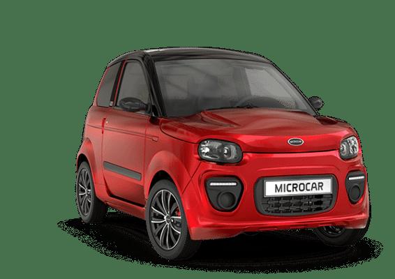 Série limitée Microcar M.GO Must